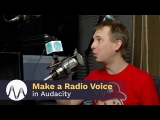 How to Make a Radio Voice Sweeper Effect in Audacity