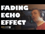 Echo Fading Away Effect for Voice Overs