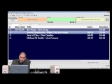 RadioBOSS 06: Keyboard Short Cuts