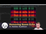 How to Remove Room Echo in Adobe Audition
