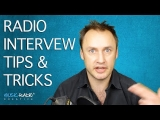 Radio Interview Tips And Techniques