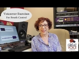 Voiceover Exercises for Breath Control