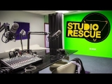 Studio Rescue – Episode 13 – Build a podcast recording studio