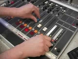 How a Radio Station Works : Radio Station Equipment: On-Air Mixing Board