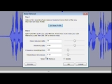 Audacity 07 – Removing Noise