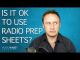 How To Use Radio Show Prep Services