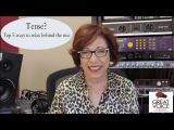 Tense ? Top 5 ways to relax behind the mic