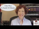 5 Best Ways To Handle VO Mistakes