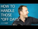 "How To Handle Radio Show ""Off Days"""