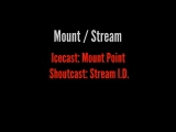 16   Icecast and Shoutcast