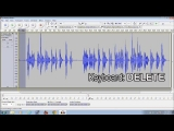 Audacity 08 – Edit and Trim