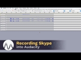 How to Record Skype Calls With Audacity