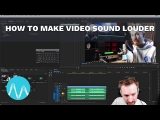 How to Make Video Sound Louder