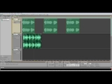 Volume & Stereo Pan in Adobe Audition 3.0