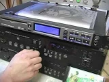 How a Radio Station Works : Radio Station Equipment: CD Player Functions