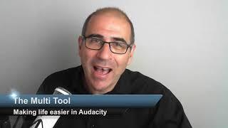Audacity: The Multi Tool
